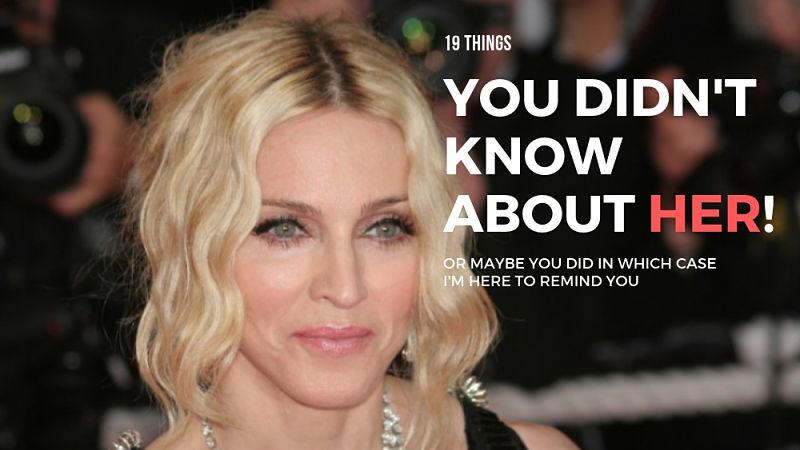 Things-you-didnt-know-about-Madonna-2